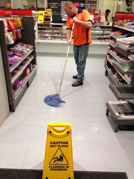 Floor Maintenance Jamaha Services